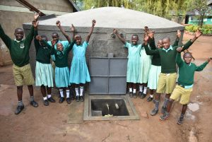 The Water Project:  Hooray