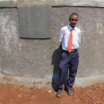The Water Project: Ikumba Secondary School -  Patrick Kitili