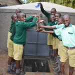 The Water Project: Makunga Primary School -  Let The Splash Games Begin