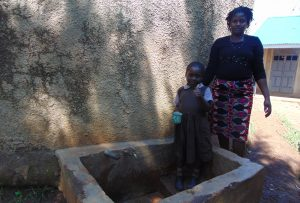 The Water Project:  Noeline And Catherine