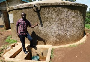 The Water Project:  Field Officer Victor Musemi