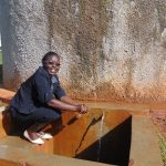 The Water Project: Shitoli Secondary School -  Josephine Chiteyi