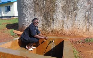 The Water Project:  Josephine Chiteyi