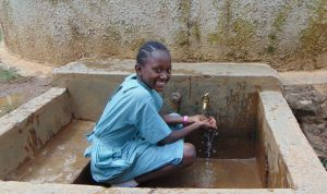 The Water Project:  Prudence Andayi