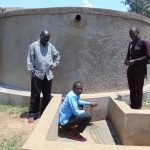 The Water Project: Joyland Special Secondary School -  Mr Opiyo Solomon And Samuel
