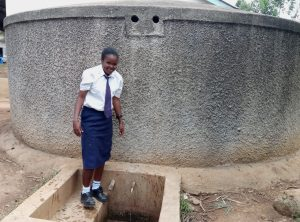 The Water Project:  Student Alice Andeyo