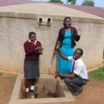 The Water Project: Imusutsu High School -  Smarone Doreen And Student