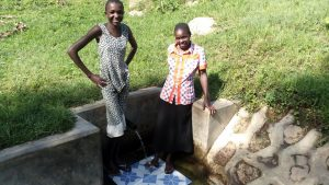 The Water Project:  Jemmimah And Snaida