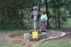 The Water Project:  Alice And Diana At The Well