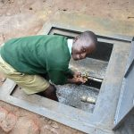 The Water Project: Makunga Primary School -  At The Rain Tanks Tap