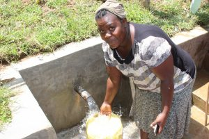 The Water Project:  Filling Up