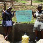 The Water Project: Shamiloli Community, Kwasasala Spring -  Happy Day
