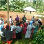 The Water Project: Mutao Community, Kenya Spring -  How To Build A Dishrack Activity