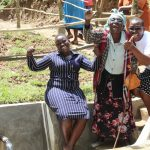 The Water Project: Shamiloli Community, Kwasasala Spring -  Excitement
