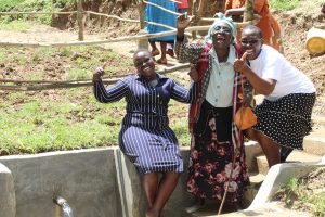 The Water Project:  Excitement