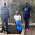 The Water Project: Rabuor Primary School -  Godfrey Juliet Erick
