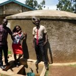The Water Project: Erusui Secondary School -  Victor Gloria And Calvar