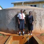 The Water Project: Shitoli Secondary School -  Barbra And Josephine