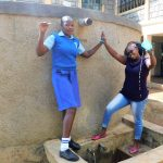 The Water Project: Eshisenye Girls Secondary School -  Everline With Jacklyne