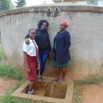 The Water Project: Shikhondi Girls Secondary School -  Trinix Shikanga Laura And Mrs Mutanyi