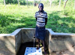 The Water Project:  Rael Nyarotso