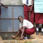 The Water Project: St. Theresa's Bumini High School -  Pure Joy