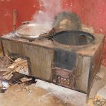 The Water Project: Ebukhuliti Primary School -  Wood Powered Stove