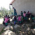 The Water Project: Mwichina Primary School -  Children Play Outside