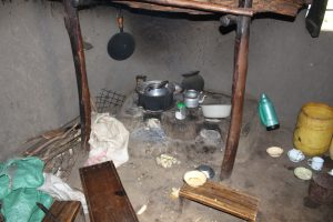 The Water Project:  Stove Inside A Kitchen