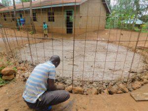 The Water Project:  Rain Tank Walls