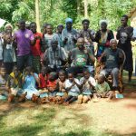 The Water Project: Mutao Community, Kenya Spring -  Training Complete