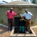 The Water Project: Jidereri Primary School -  Mr Maloha Abraham And Jonathan