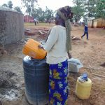 The Water Project: Ikumba Secondary School -  Delivering Water For Construction