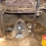 The Water Project: Namarambi Community, Iddi Spring -  Cooking Area