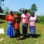 The Water Project: Ewamakhumbi Community, Mukungu Spring -  Community Members
