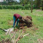 The Water Project: Bukhaywa Community, Shidero Spring -  Charcoal Making Process
