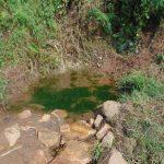 The Water Project: Mukangu Community, Metah Spring -  Unprotected Metah Spring