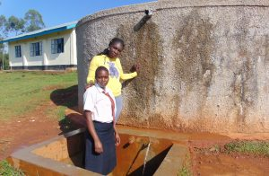 The Water Project:  Laura And Barbra