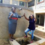 The Water Project: Eshisenye Girls Secondary School -  Principal Osore With Jacklyne