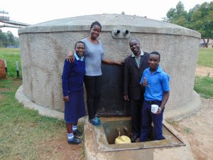 The Water Project:  Field Officer Christine Masinde Joins The Photo