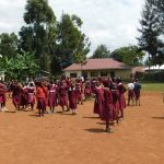 The Water Project: Ebukhuliti Primary School -  School Playground