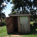 The Water Project: Mwichina Primary School -  Latrine