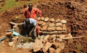 The Water Project:  Artisans Enjoying Work