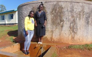 The Water Project:  Laura And Josephine