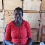 The Water Project: Ebukhuliti Primary School -  Sanitation Teacher Lilian