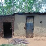 The Water Project: Munenga Community, Francis Were Spring -  Cowshed And Kitchen