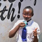 See the Impact of Clean Water - Giving Update: Kaani Lions Secondary School
