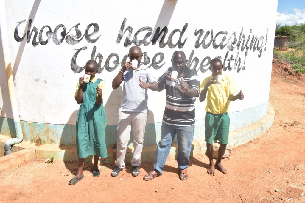 The Water Project : kenya18232-faith-titus-musyoka