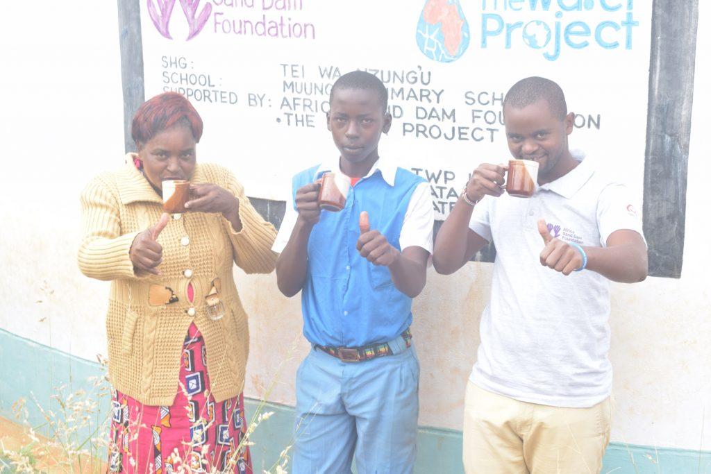 The Water Project : kenya18244-petronila-makasa-titus