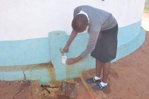 Giving Update: AIC Mbau Secondary School